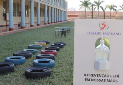 Colégio Salesiano promove GincaBosco para comemorar nascimento de fundador